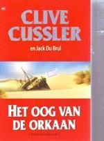 Cover: Het oog van de orkaan - Clive cussler