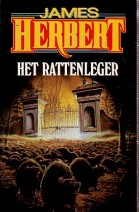Cover: Het rattenleger - James herbert
