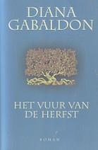 Cover: Het vuur van de herfst - Diana Gabaldon