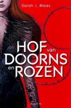 Cover: Hof van Doorns deel 1 Hof van doorns en rozen - Sarah J.Maas