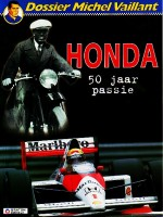 Cover: Honda, 50 jaar passie - Michel vaillant (dossier)