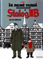 Cover: Ik rene tardi, krijgsgevange in stalag IIB, na de oorlog - Tardi