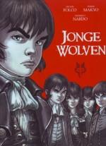 Cover: Jonge wolven - Jonge wolven