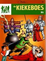 Cover: K4 - De kiekeboes