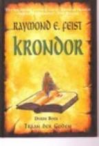Cover: Krondor, deel 3 Traan der goden - Raymond e. feist