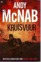 Kruisvuur - Andy  Mcnab