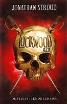 Cover: Lockwood & Co, De fluisterende schedel - Jonathan Stroud