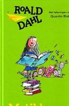 Cover: Matilda - Roald Dahl