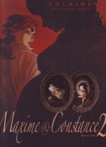 Cover: Maxime & Constance 2 - Winter 1781 - De oorlog van de Sambers