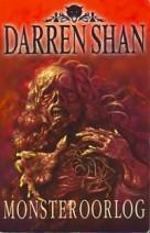 Cover: Monsteroorlog, deel 6 van de demonata serie - Darren Shan