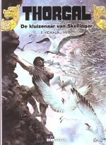 Cover: Nr 37 de kluizenaar van Skellingar - Thorgal