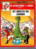 Cover: Nr 81 het monster van sarawak - Nero standaard