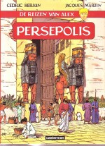 Cover: Persepolis - Alex(de reizen van)
