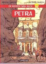 Cover: Petra - Alex, ( de reizen van)