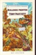 Cover: Rollende prenten - Terry pratcett