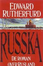 Cover: Russka - Edward rutherfurd