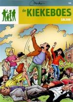 Cover: Salami -  de Kiekeboe(s)