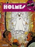 Cover: Sherlock Holmes, de aluminium kruk - Collectie detective comics
