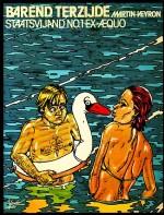 Cover: Staasvijand nr 1 ex-aequo - Barend Terzijde