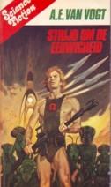 Cover: Strijd om de eeuwigheid - A.e.van vogt