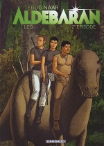 Cover: Terug naar Aldebaran, 2e episode - Terug naar Aldebaran