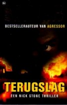 Cover: Terugslag - Andy  Mcnab