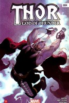 Cover: Thor god of thunder nr 4 - Thor god of thunder