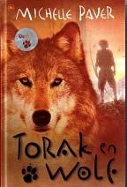 Cover: Torak en de wolf,  - Michelle Paver