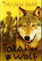 Cover: Torak en de wolf, verstoten - Michelle Paver
