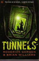 Cover: Tunnels deel 1 - Roderick Gordon
