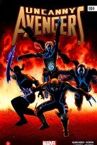 Uncanny avengers nr 4 - Uncanny avengers