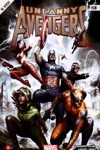 Cover: Uncanny avengers nr 8 - Uncanny avengers
