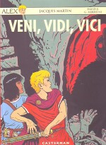 Cover: Veni,vidi, vici - Alex