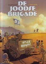 Cover: Vigilante - De joodse brigade