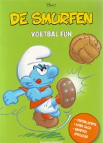 Cover: Voetbal fun - De smurfen