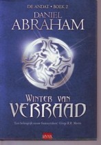 Cover: Winter van verraad - Daniel Abrahams