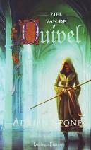 Cover: Ziel van de duivel - Adrian Stone