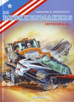Cover:  integraal 1 - De brokkemakers