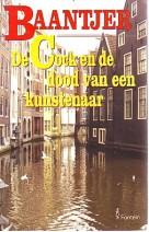 Cover: De cock en de dood van een kunstenaar - Baantjer