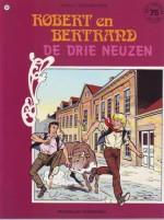 Cover: De drie neuzen - Robert en bertrand