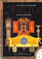 Cover: De geillustreerde antiek encyclopedie - Atterbury, Paul
