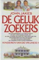 Cover: De gelukzoekers - Jakes,J