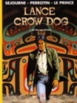 Cover: De man van kitimat - Lance Crow Dog