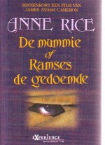 Cover: De mummie of ramses de gedoemde - Anne Rice