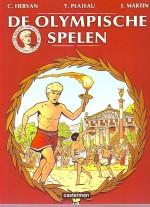 Cover: De olympische spelen - Alex(de reizen van)