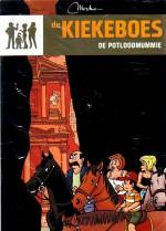 Cover: De potloodmummie - De Kiekeboes