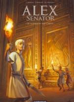Cover: De schreeuw van Cybele - Alex senator