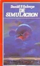 Cover: De simulacron - Daniel F.Galouye