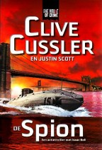 Cover: De spion - Clive Cussler