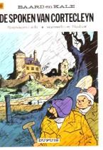 Cover: De spoken van cortecleyn - Baard en kale